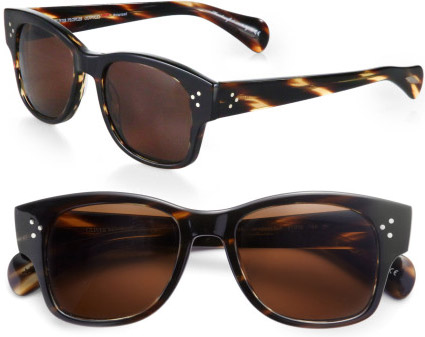 Sunglasses Three Dots  oliver peoples jannsson mark wahlberg the r sunglasses