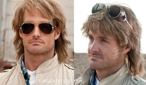 ray ban arista  Ray-Ban 3025 Large Aviator - Will Forte - MacGruber