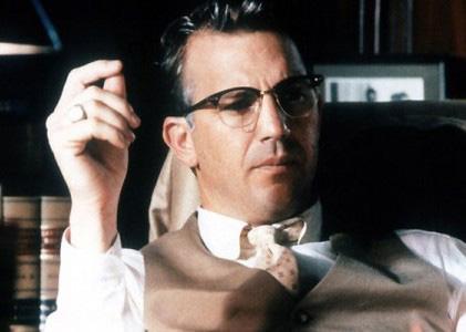 Shuron Ronsir Zyl - Kevin Costner - JFK | Sunglasses ID - celebrity ...