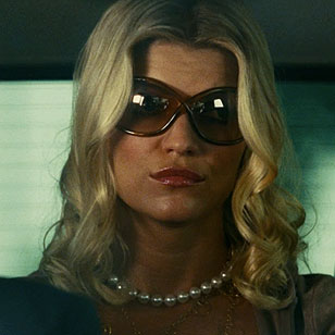 f375705fd51 Ivana Milicevic wearing Tom Ford Whitney sunglasses in Witless Protection