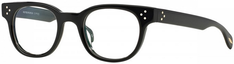 Oliver Peoples Afton RX, black