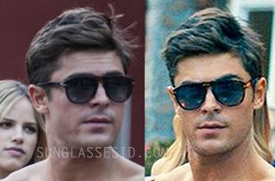 d1b4ff90cf Zac Efron wears Persol 0649 sunglasses in Neigbors