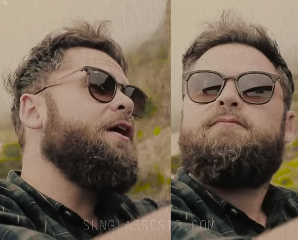 d25933f8aa7 Musician Passenger wears Ray-Ban RB4278 sunglasses in Why Can t I Change  (Acoustic Live).Musician Passenger wears Ray-Ban RB4278 sunglasses in Why  Can t I ...